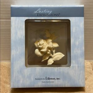 Lasting Expressions rose display stand included